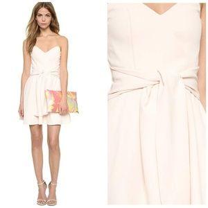 Keepsake the Label | Strapless Get Free Mini dress